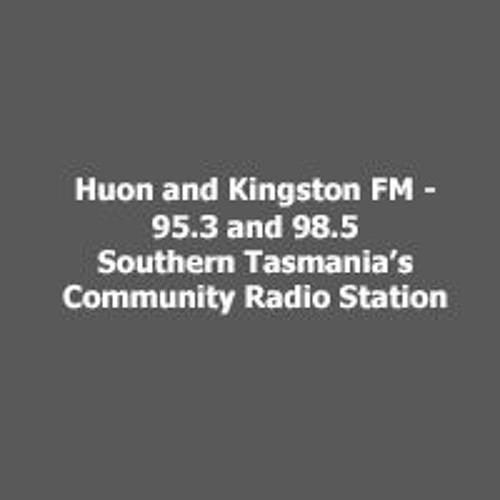 Tania de Jong interview on Huon and Kingston FM