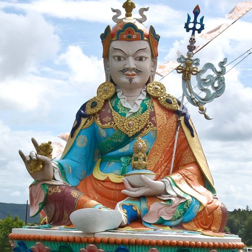 Sampa Lhundrupma - The Prayer To Guru Rinpoche That Spontaneously Fulfills All Wishes
