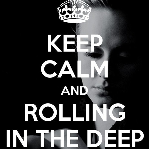 Adele-Rolling in the Deep (Remix)