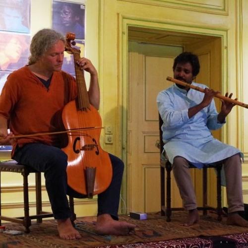Bansuri And Viola Da Gamba
