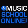 Learning to play music with online help: MusicSchoolOnline
