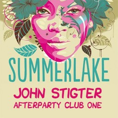 John Stigter - Summerlake 2015 Afterparty @ Club One