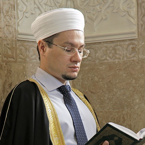 Ислам Зарипов - Накануне открытия Московской Соборной мечети