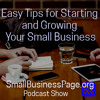 Small Business Page's tracks - How to get and convert leads (made with Spreaker)