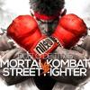 Mortal Kombat VS. Street Fighter   Duelo de Titãs