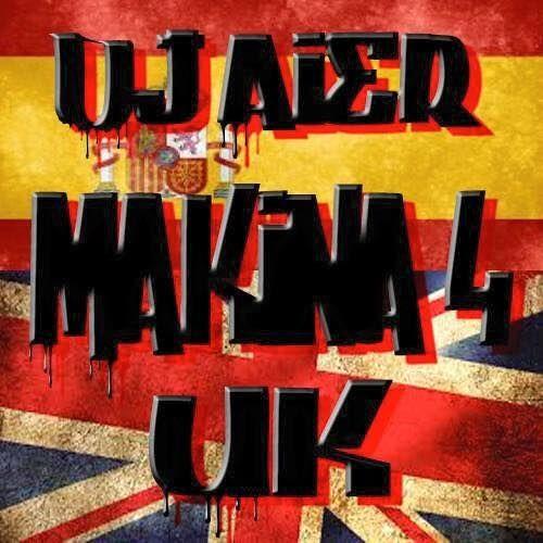 DJ AIER - MAKINA FOR UK  Previa