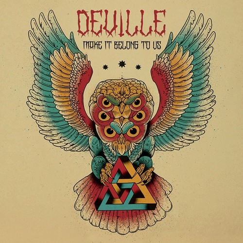 Deville - 'Life In Decay' (Fuzzorama Records)