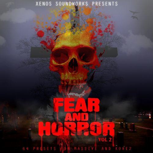 'Fear and Horror Volume 2' for NI Massive.  Demo.