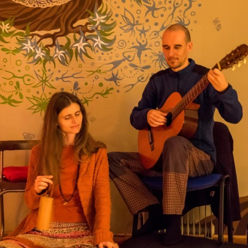 At the dinner - Denisa & Juraj Kráľ (guitar)- LIVE festival Tixo 2015