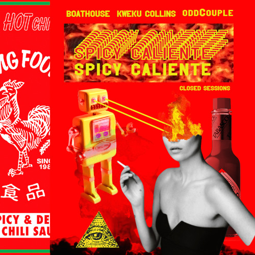 Closed Sessions – Spicy Caliente EP