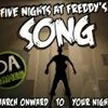 FNAF4SONG(MARCH ONWARD TO YOUR NIGHTMARE)LYRIC VIDEO-BY DA GAMES better quality