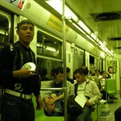 Sonidos chilangos: viaje en el metro del DF.