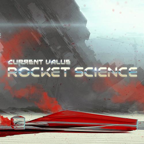 BLCKTNL021: Current Value - Rocket Science EP
