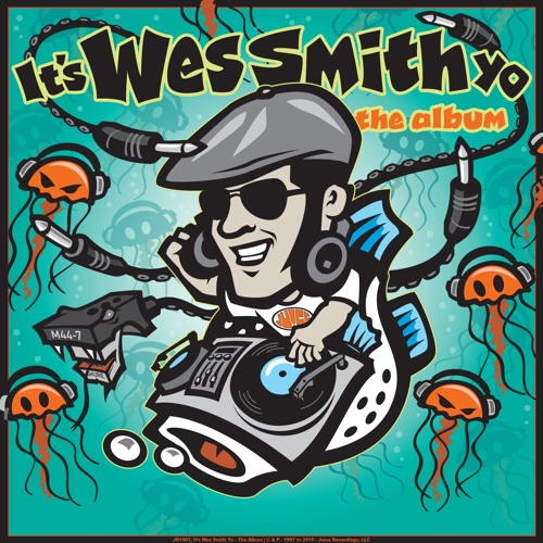 Turntable Sax by Wes Smith from It's Wes Smith Yo - The Album