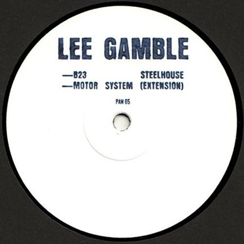 Lee Gamble — B23 Steelhouse (PAN 65)