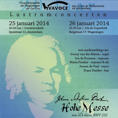 J.S. Bach - Hohe Messe