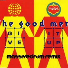 The Goodmen - Give It Up (Massivedrum 2015 Stage Remix)