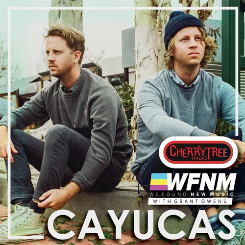 CAYUCAS | Hella [Live] | WEFOUNDNEWMUSIC with Grant Owens