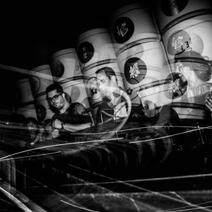 Christian Smith B2B Wehbba: ENTER.Week 8, Sake Bar (Space Ibiza, August 20th 2015)