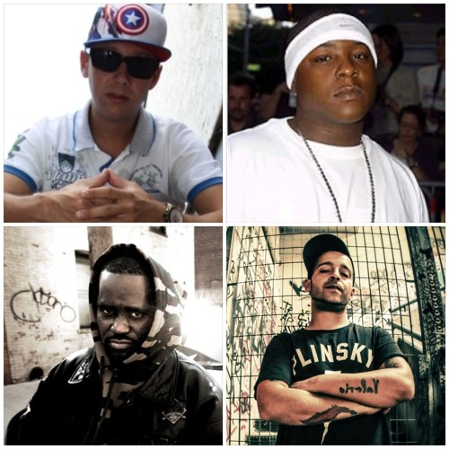 King Keil feat Jadakiss,Blaq Poet & Dj FastCut - Mama Ich Mach Gangster Rap