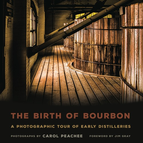"Carol Peachee talks ""The Birth of Bourbon"" on Curtains@8 on 91.3 WUKY"