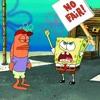 SpongeBob Squarepants Spits Bars!!!!!!!!!