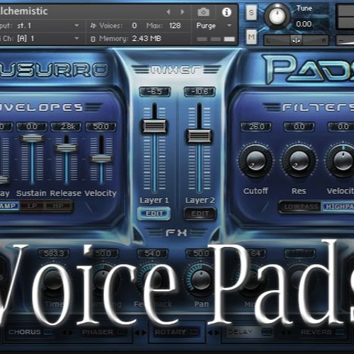VoicePads