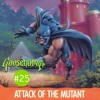 Goosebumps - Attack Of The Mutant (Audiobook)