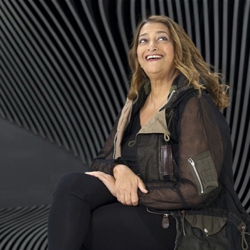 Dame Zaha Hadid walks out of Radio 4 interview