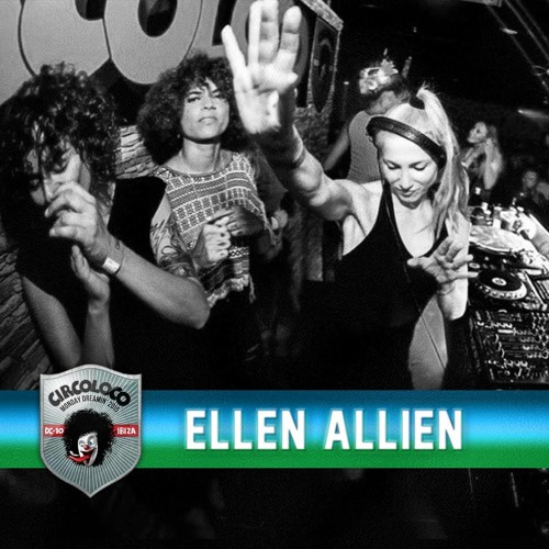 Ellen Allien - The Main Room - Circoloco Opening Party 2015 @ DC10