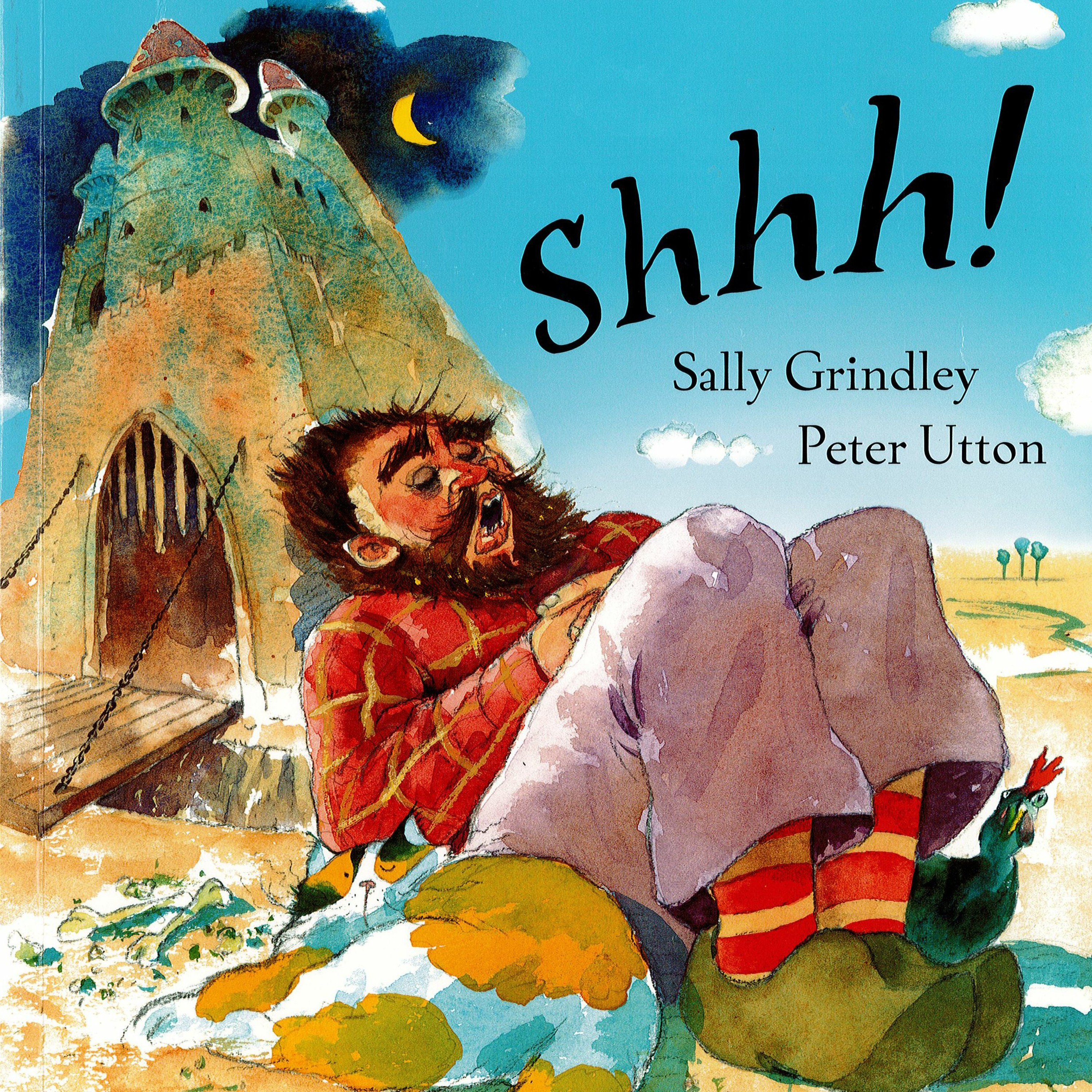 Shhh by Sally Grindley & Peter Utton