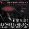 The MMA Vivisection - UFC Japan: Barnett Vs. Nelson Picks, Odds, & Analysis