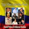 DAVID PABON - Que Viva Colombia Pues (Salseros Unidos) Portada del disco