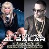 YuRi FT YaNDeL-AL BAILAR EXTENDED ( Dj Fernando Morales ) Portada del disco