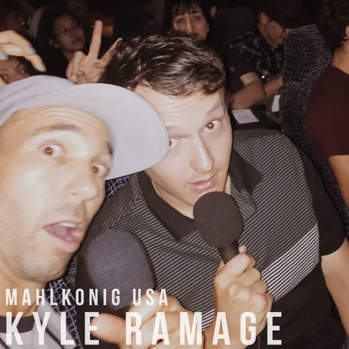Kyle Ramage of Mahlkönig USA On A Bus!