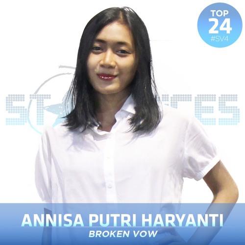 Annisa Putri Haryanti - Broken Vow (Lara Fabian) - Top 24 #SV4