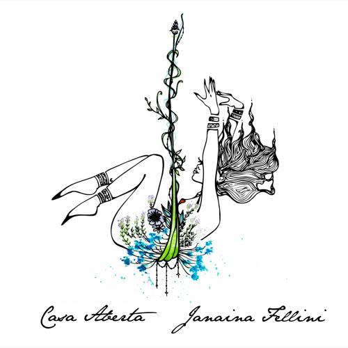 JANAINA FELLINI - Álbum Casa Aberta (2015)