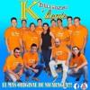GRUPO MUSICAL - K´ LIENTE DE NICARAGUA - EL CAMAROM Portada del disco