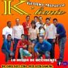 GRUPO MUSICAL K´LIENTE DE NICARAGUA - EL HUEVO PELAO Portada del disco