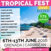 NEW RnB HipHop TRAP 2016 MIX  TROPICAL FEST GRENADA 2016 MIXED BY LIVELINQ