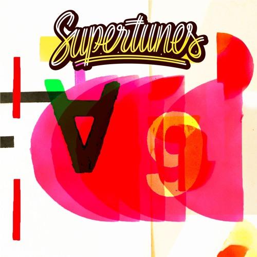 Supertunes #4: ∀ - 9 (artwork Diede Bongertman)