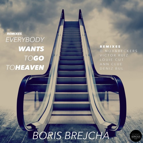 FS003 - EVERYBODY WANTS TO GO TO HEAVEN REMIXES - Boris Brejcha (REMIX EP)