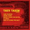 Carl Madison Feat Grand Agent & Malik B & DJ Whizz - They Taxin BvK Remix (prod By Bjorn Von Kalt)