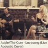 Candice Sand - Lovesong (Adele/The Cure - Live Acoustic Cover)FREE Download