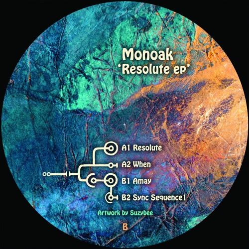 Resolute e.p. - Monoak (Freerotation 02)