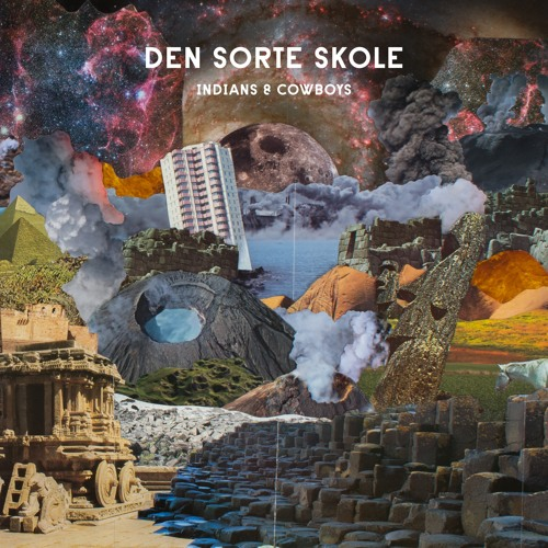 Den Sorte Skole - Indians & Cowboys / release date October 26th 2015