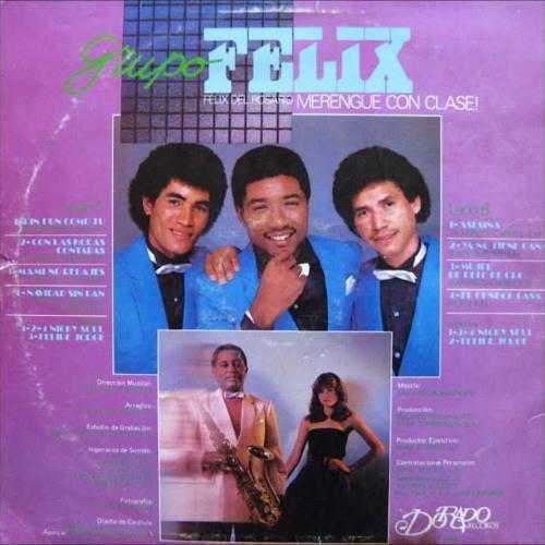 Grupo Felix - Yo Renacere by Los Alcarrizos City