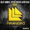 Olly James, Steve Reece & Reylax - RAID