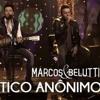 Marcos e Belutti - Romantico anonimo Portada del disco