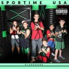 Sportime USA (Feat. J-Ice, D-Cam, Young Prince of Dubai)